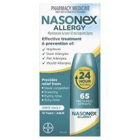 Nasonex Allergy 65 Metered Dose Nasal Spray