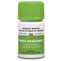 Ferro Gradumet 30 Tablets
