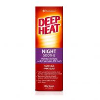 Deep Heat Night Soothe 25% 100g