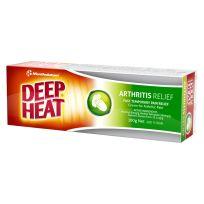 Mentholatum Deep Heat Arthritis Relief Cream 100g