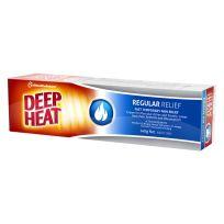 Mentholatum Deep Heat Regular Relief Cream 140g