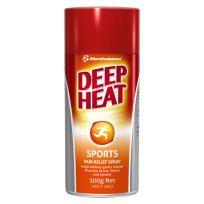 Mentholatum Deep Heat Sports Spray 100g