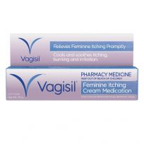 Vagisil Feminine Itching Cream Medication