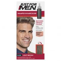 Just For Men Shampoo-In Hair Colour Light Brown