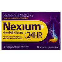Nexium 24 Hour 20mg 14 Tablets