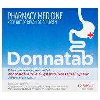 Donnatab 50 Tablets