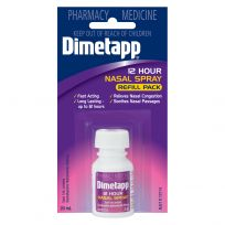 Dimetapp Nasal Spray 12 Hour Refill 20ml