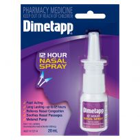 Dimetapp Nasal Spray 12 Hour 20ml