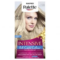 Napro Palette Permanent Hair Colour 10.1 Light Ash Blonde