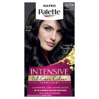 Napro Palette Permanent Hair Colour 1.0 Black