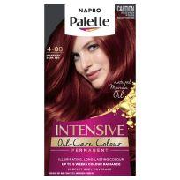 Napro Palette Hair Colour Permanent 4-88 Intensive Dark Red