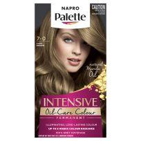 Napro Palette Permanent Hair Colour 7.0 Light Brown
