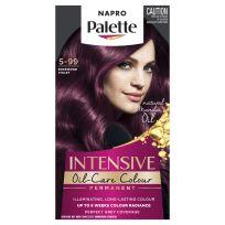 Napro Palette Permanent Hair Colour 5.99 Rosewood Violet