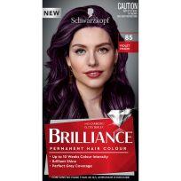 Schwarzkopf Brilliance Permanent Hair Colour 85 Violet Vision