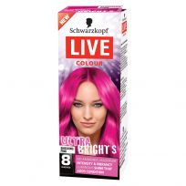 Schwarzkopf Live Hair Colour Ultra Brights Shocking Pink