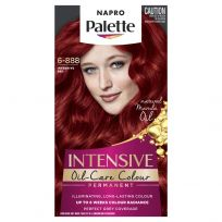 Napro Palette Hair Colour Permanent 6-888 Inetnsive Red