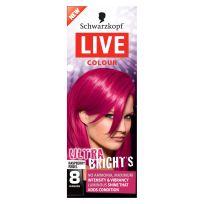 Schwarzkopf Live Hair Colour Ultra Brights Raspberry Rebel