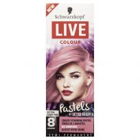 Schwarzkopf Live Colour Pastels Cotton Candy Pink