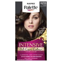 Napro Palette Permanent Hair Colour 4-0 Medium Brown