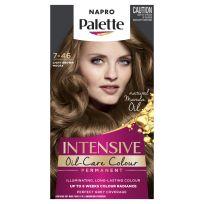 Napro Palette Permanent Hair Colour 7-46 Light Brown Mocha