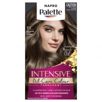 Napro Palette Hair Colour Permanent 7-1 Superior Dark Blonde