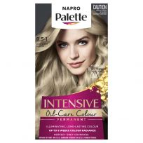 Napro Palette Hair Colour Permanent 9.5-1 Ashy Light Blonde