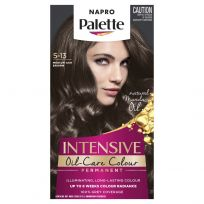 Napro Palette Hair Colour Permanent 5-13 Medium Ash Brown