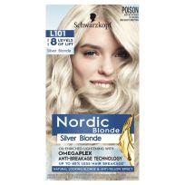 Schwarzkopf Nordic Blonde L101 Silver Blonde