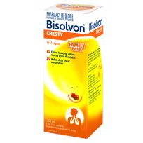 Bisolvon Chesty Oral Liquid 250ml