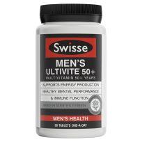 Swisse Men's Ultivite 50+ Multivitamin 90 Tablets