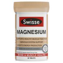 Swisse Ultiboost Magnesium 60 Tablets