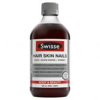 Swisse Ultiboost Hair, Skin & Nails Oral Liquid 500ml
