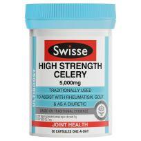 Swisse Ultiboost High Strength Celery 5000mg 50 Capsules