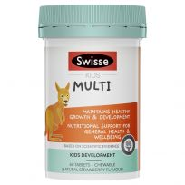Swisse Kids Multi 60 Tablets