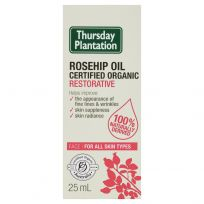 Thursday Plantation Rosehip Oil 25ml