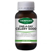 Thompson's Celery 5000mg 60 Capsules