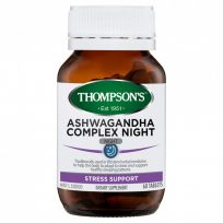 Thompson's Ashwagandha Complex Night 60 Tablets