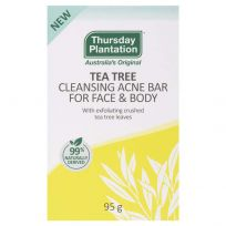 Thursday Plantation Cleansing Bar for Face & Body 95g