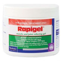 Rapigel Animal Treatment Gel 250G Jar