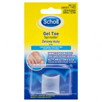 Scholl Gel Toe Spreader Cushioning Protection 1 Piece