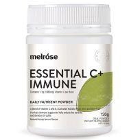 Melrose Vitamin C + Immunity 120g