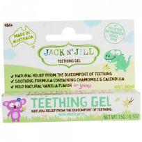 Jack N Jill Natural Teething Gel