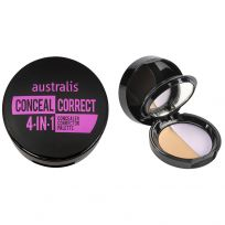 Australis Conceal Correct 4-in-1 Palette 7.5g