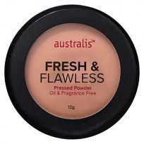 Australis Fresh & Flawless Powder Darkest Olive