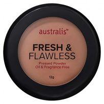 Australis Fresh & Flawless Powder Deep Golden