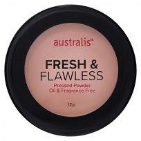 Australis Fresh & Flawless Powder Warm Brown