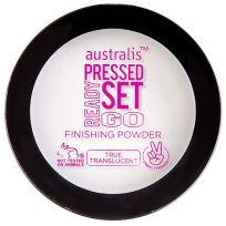Australis Ready Set Go Pressed Powder True Translucent