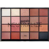 Australis Neutralize Eye Shadow Palette