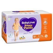 BabyLove Jumbo Nappy Pants Walker 50 Pack