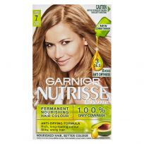 Garnier Nutrisse Hair Colour 7.0 Almond Creme Dark Blonde